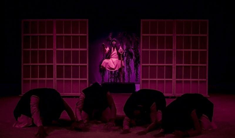نقدی بر نمایش راهبان معبد وانگ به کارگردانی احمد سلیمانی