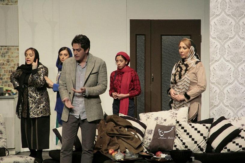 نقدی بر نمایش «معاشر» به کارگردانی احسان حاجی پور