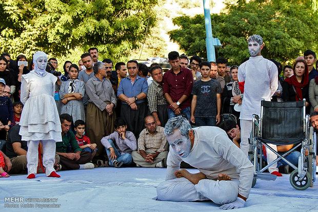انتشار فراخوان نهمین جشنواره تئاتر خیابانی «شهروند» لاهیجان