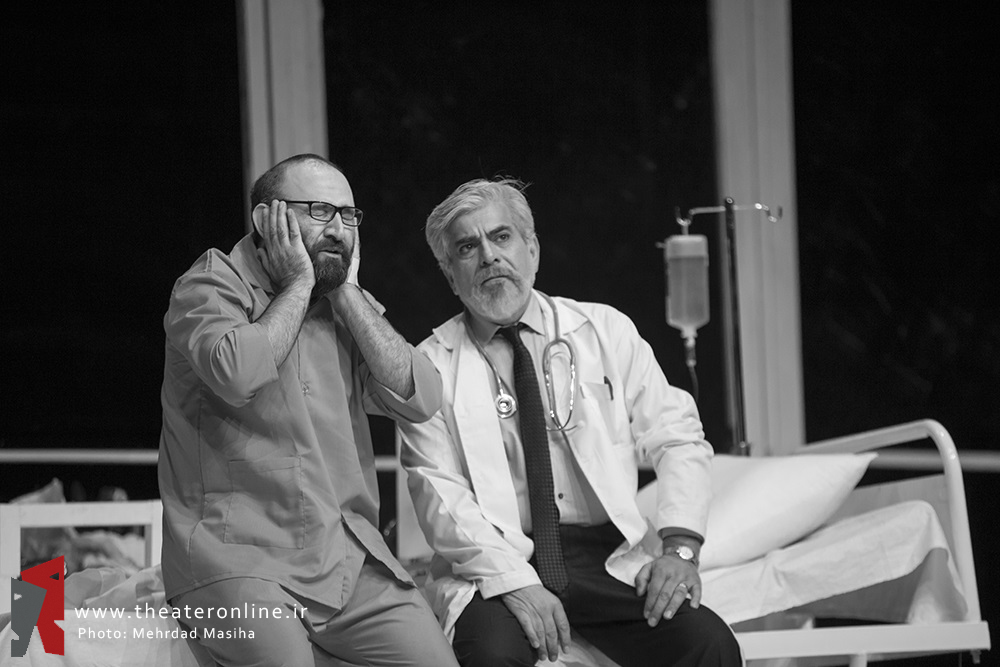 نگاهی به نمایش «سردار» به کارگردانی نادر برهانی مرند